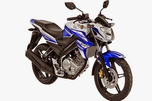 New Yamaha Vixion Lightning