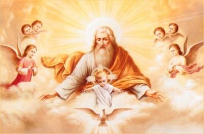 Deus Pai Todo Poderoso Creio em Deus Pai Todo