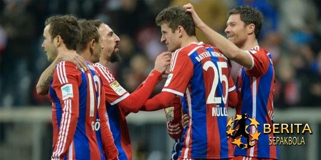 Tekuk Freiburg, Bayern Kian Kokoh di Bundesliga