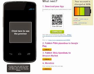 Cara membuat aplikasi android gratis7