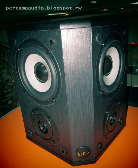 pertama audio trading wharfedale wh2 surround speaker. Black Bedroom Furniture Sets. Home Design Ideas