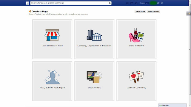 facebook page,blogtipsnticks,ফেসবুক পেজ বানানো,ফেসবুক পেজ