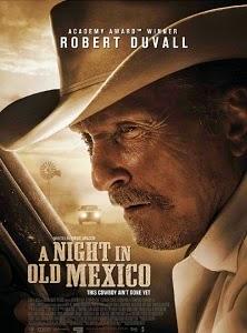 Poster original de Una noche en el viejo México