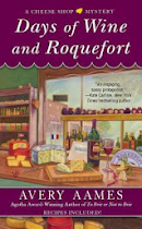 Giveaway: Days of Wine and Roquefort