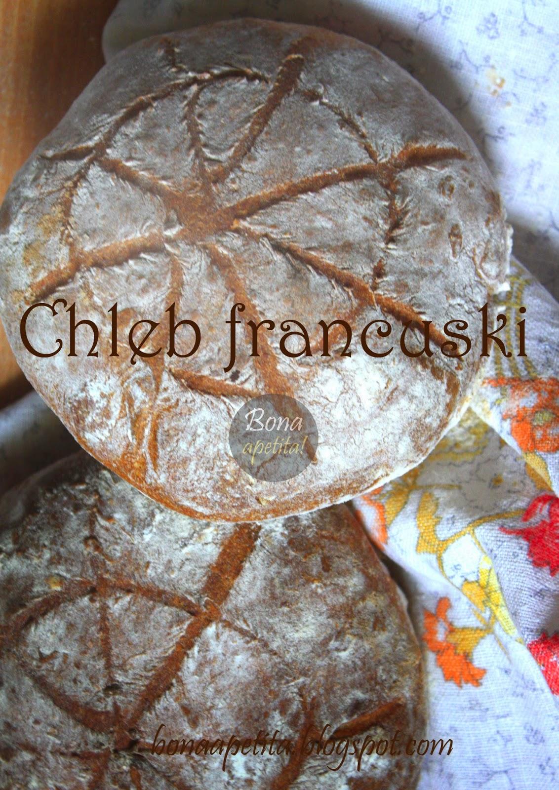 francuski chleb wiejski