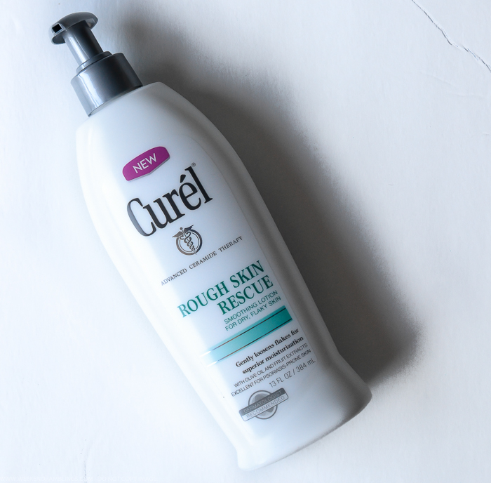Curel Rough Skin Rescue Smoothing Lotion Advanced Ceramide Therapy Review Ingredients