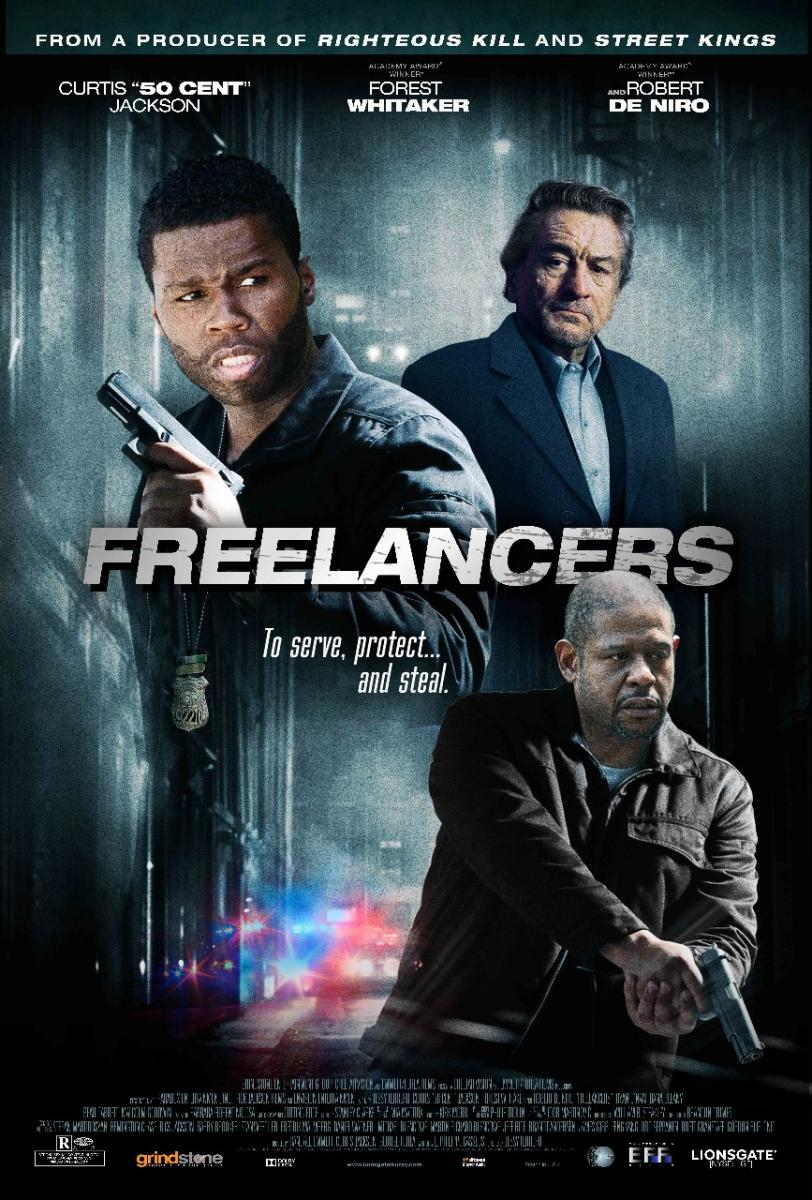 Freelancers BRrip Latino 2012