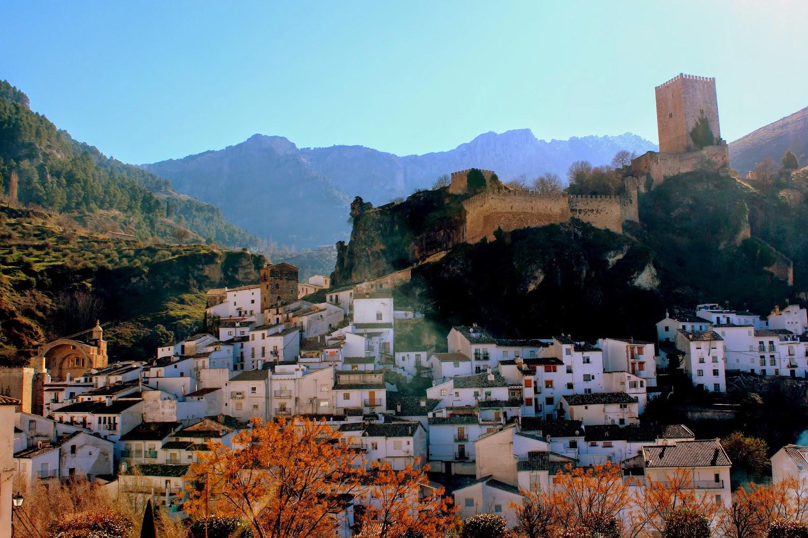 Mirador de Zabaleta en Cazorla