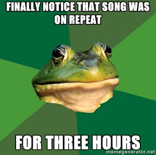 foul bachelor frog song on repeat