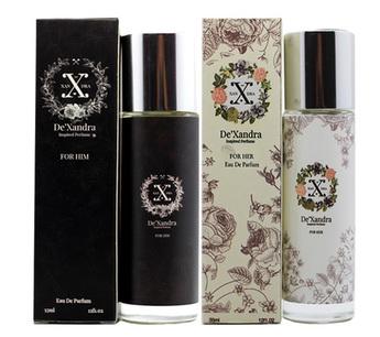♥♥  Dex'andra Inspired Perfume  ♥♥