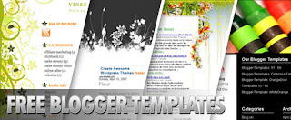 Download template blogger responsive dan seo friendly
