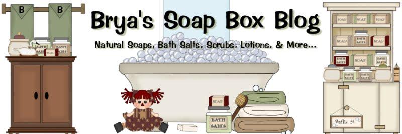 Brya's Boap Box Blog