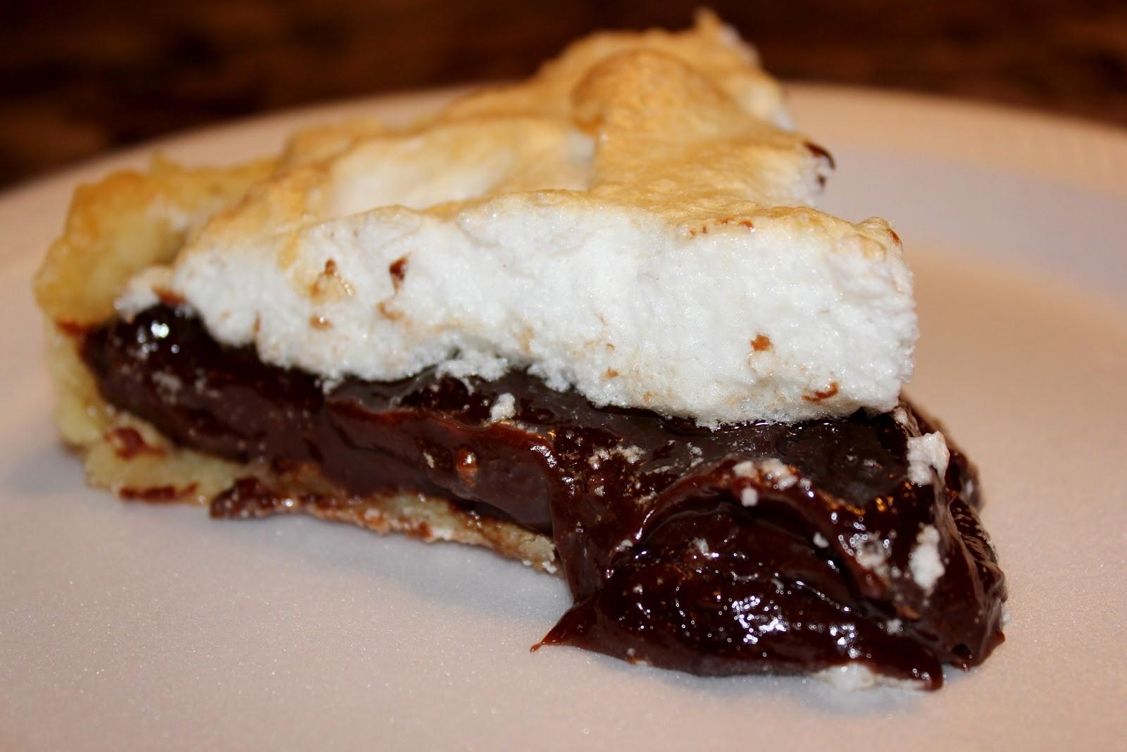 37 Cooks: Grandma's Chocolate Pie