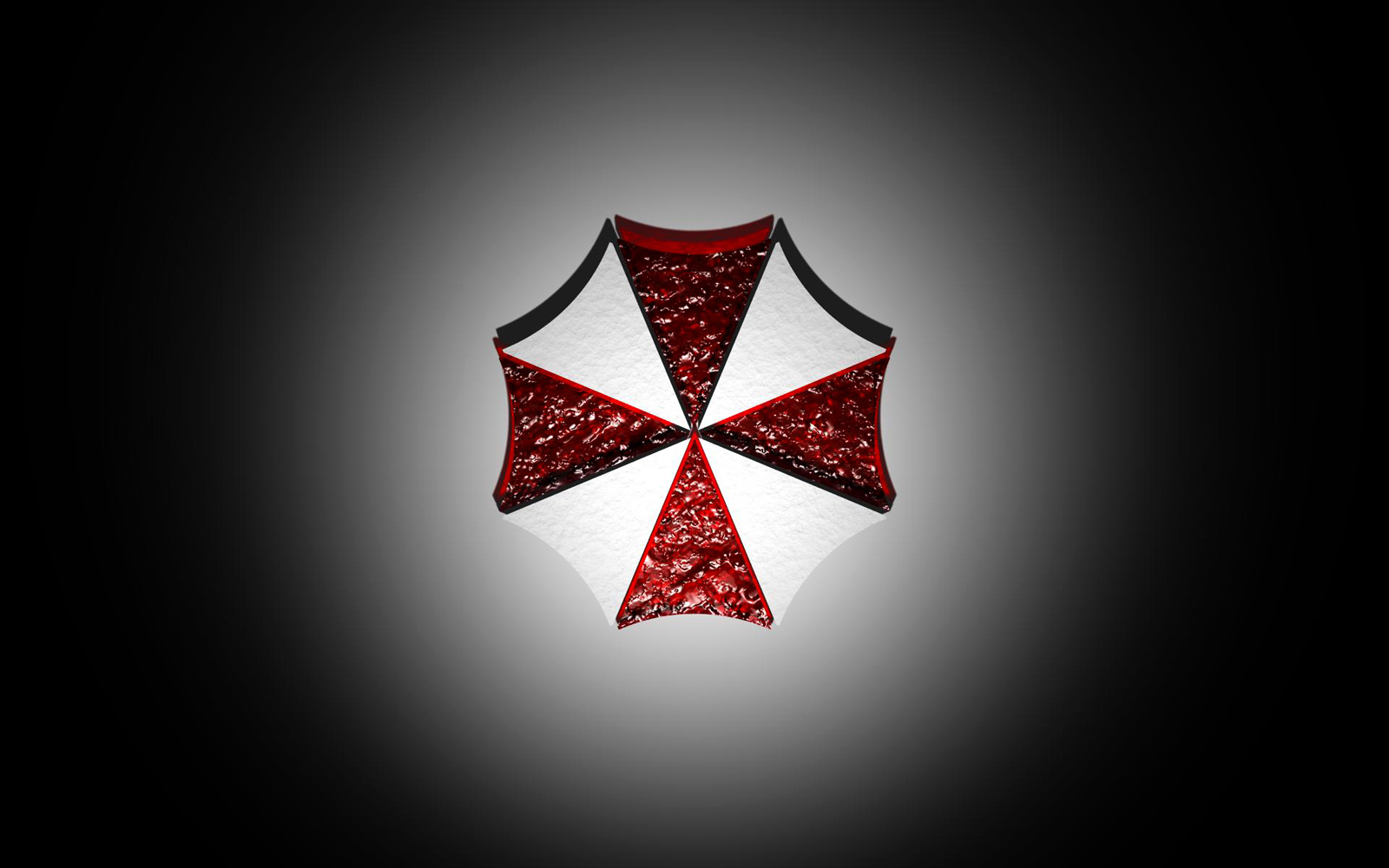 Umbrella corporation logo hd wallpapers desktop wallpapers umbrella corp logo hd wallpaper voltagebd Images