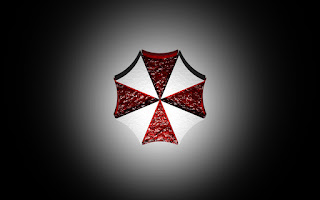 Glass Umbrella Corp. Logo HD Wallpaper