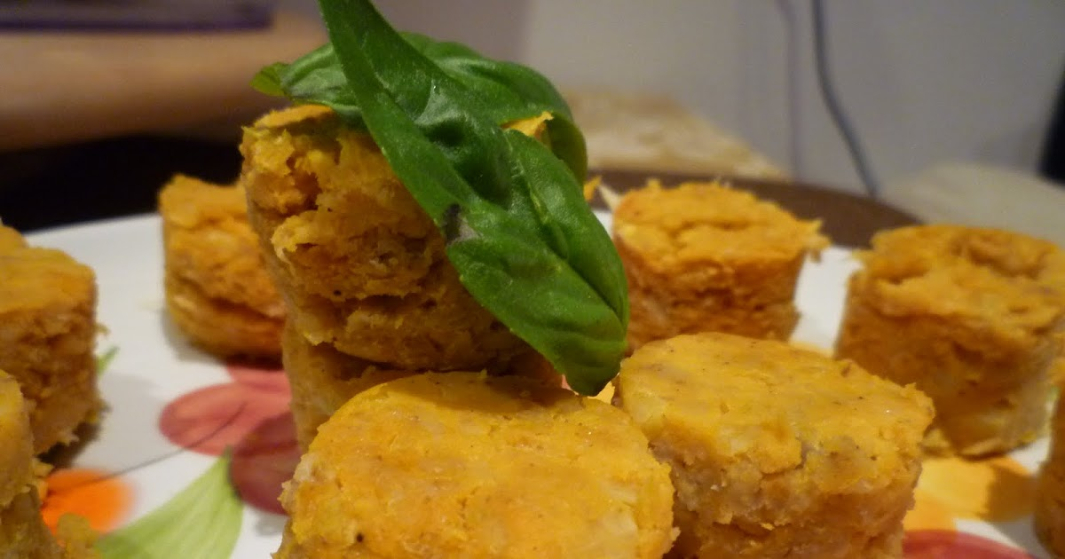 Pots pans sformato di zucca ricotta di bufala e patate dolci - Cucinare patate americane ...