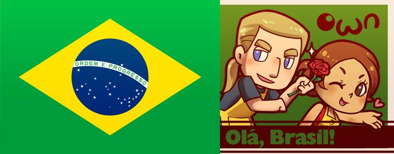 Ola, Brasil!