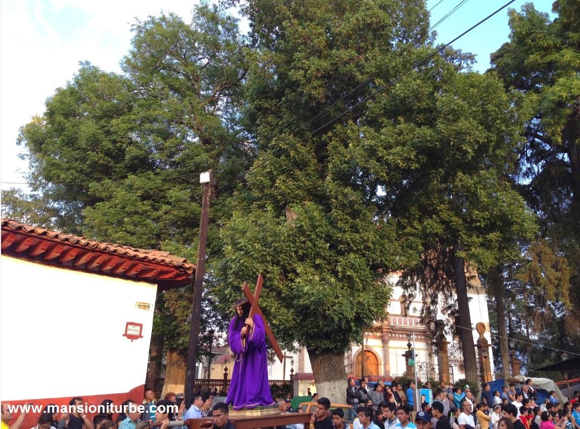 Procesión de los Cristos en Pátzcuaro