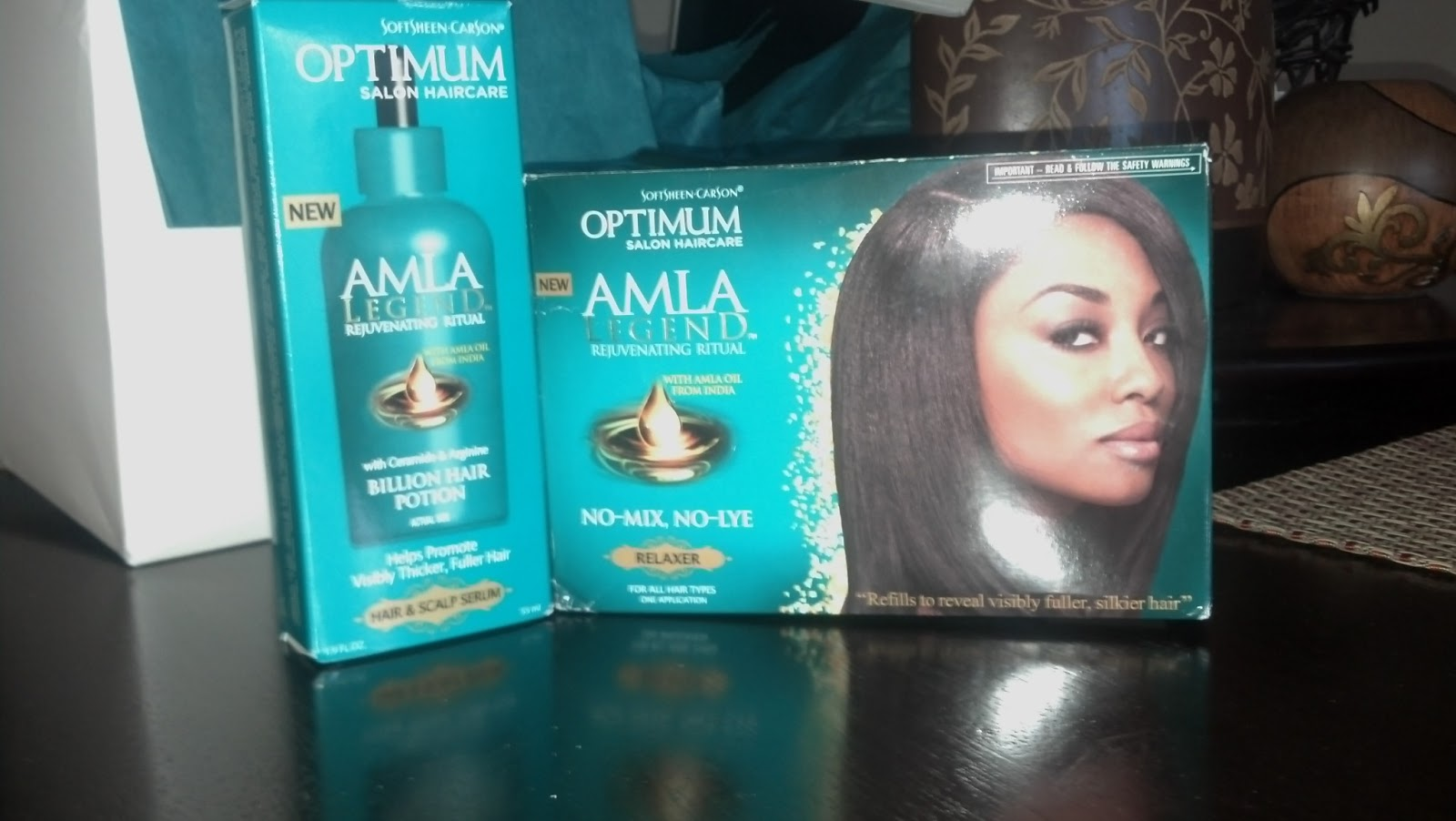 Sdestra: Switching To A New Hair Relaxer: Optimum Salon HairCare Amla ...