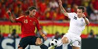 Prediksi Pertandingan Spanyol vs Italia 10 Juni 2012