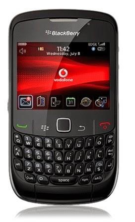 How to Unlock Blackberry Curve 8520 via imei Code