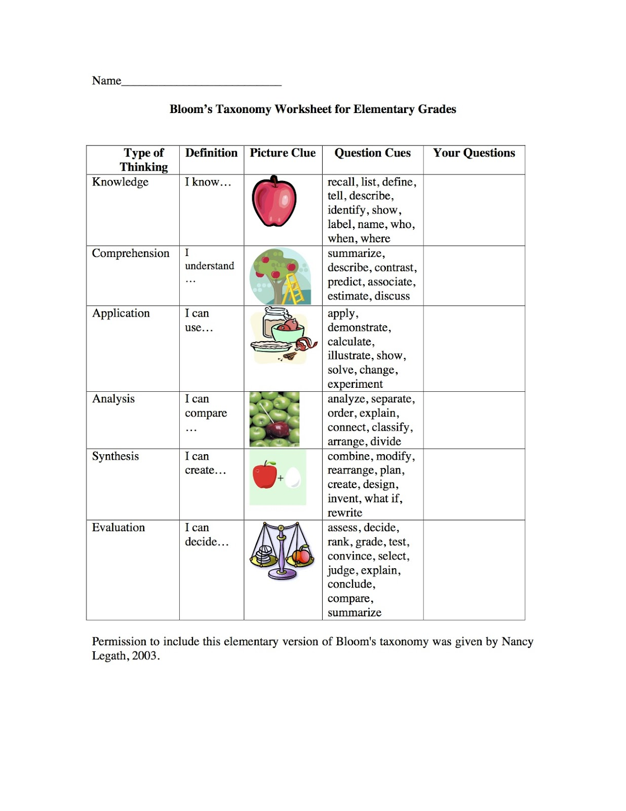 Plant Taxonomy Worksheet by Chris Yorke | Teachers Pay Teachers