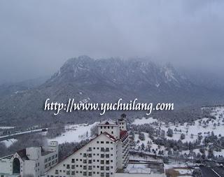 Mt Sorak