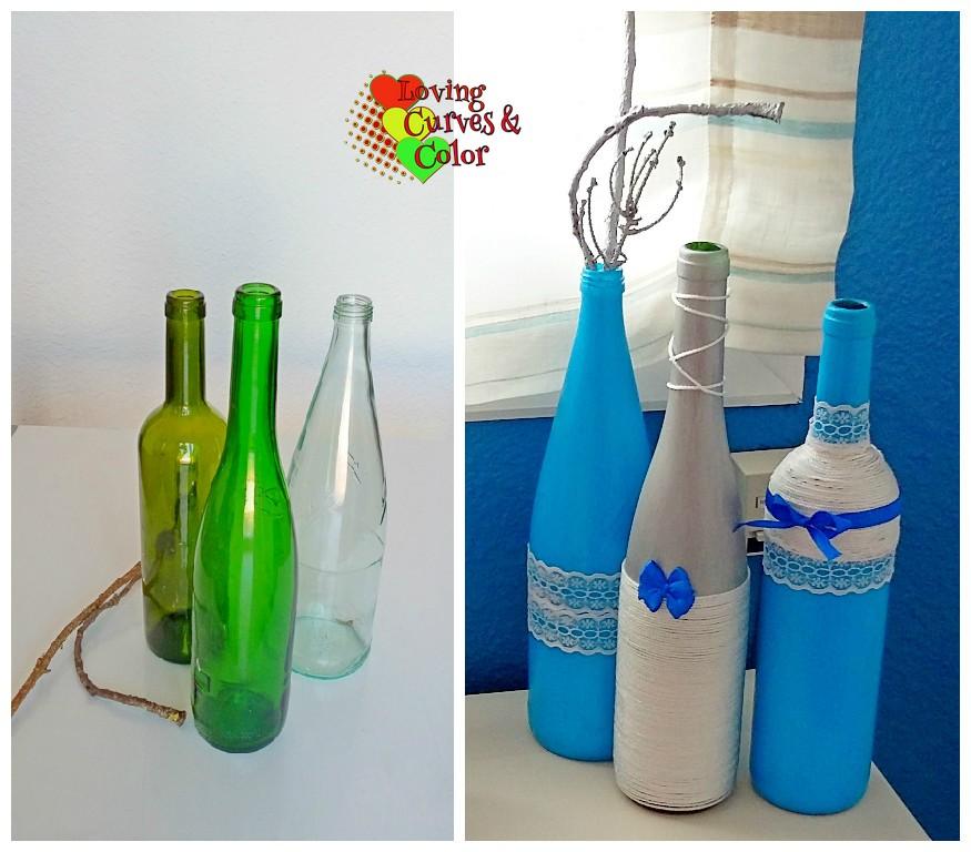 Decoracion de botellas - Decoracion de botellas ...