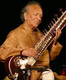 Ravi Shankar - Sitarist