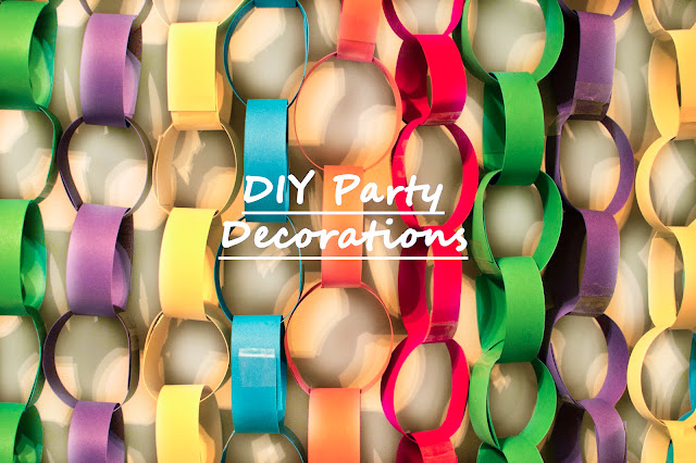 Diy party hanger tutorial