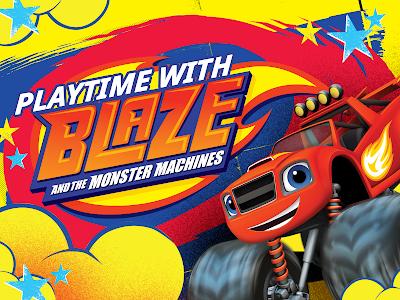 With blaze and the monster machines app nickelodeon preschool nick jr