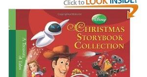 mommys wish list disney christmas storybook collection 300 pgs 10 - Disney Christmas Storybook Collection