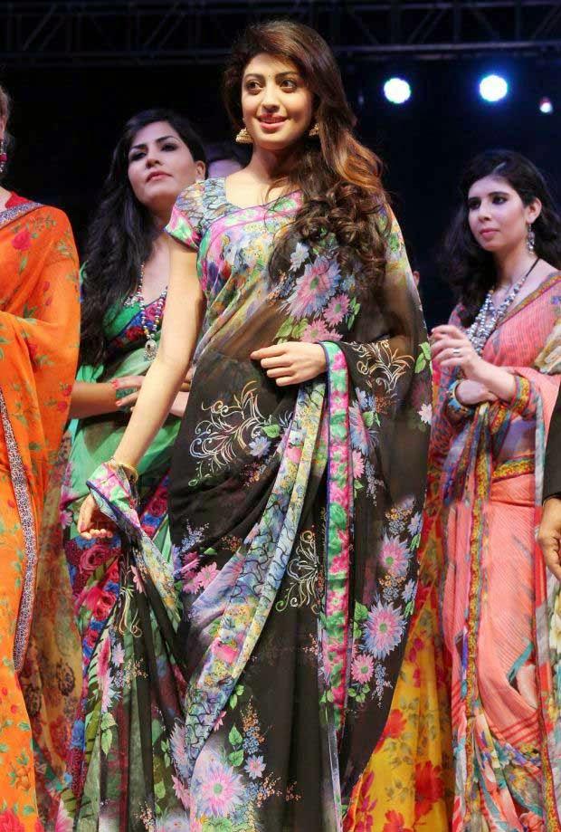 Pranitha Subhash At Surat Dreams Fashion Show