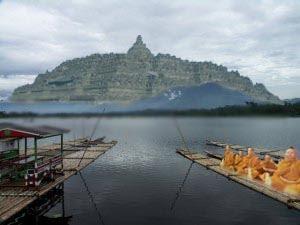 Misteri Danau Purba di Kawasan Candi Borobudur