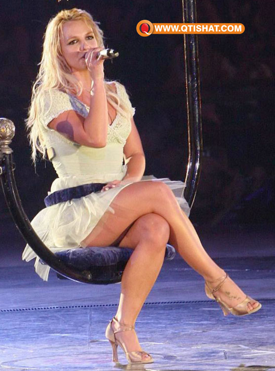 More Britney spear pantyhose alluring