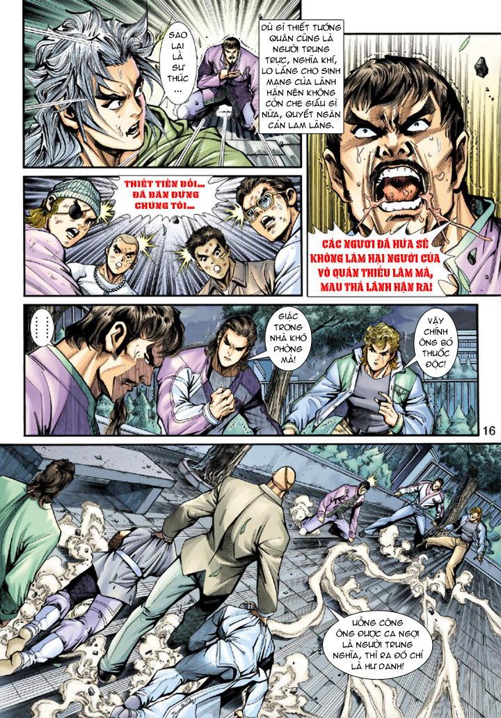 Tân Tác Long Hổ Môn chap 193 - Trang 16