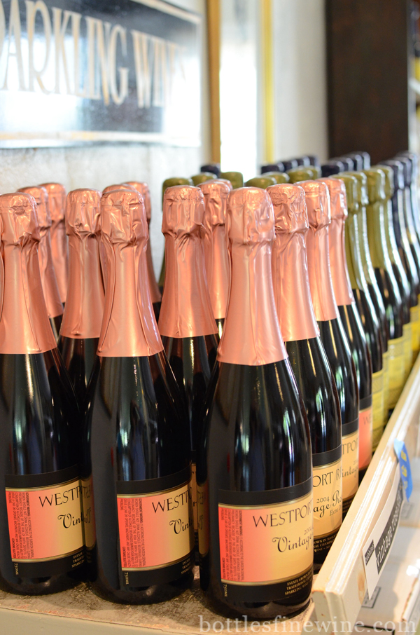 westport vineyards sparkling wine and champagne