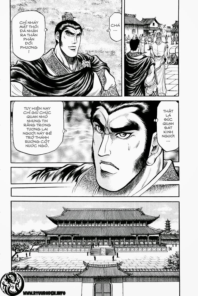 Chú Bé Rồng - Ryuuroden chap 30 - Trang 36