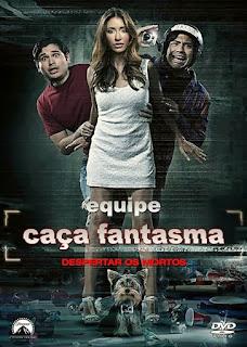 Assistir Equipe Caça Fantasma Dublado Online HD