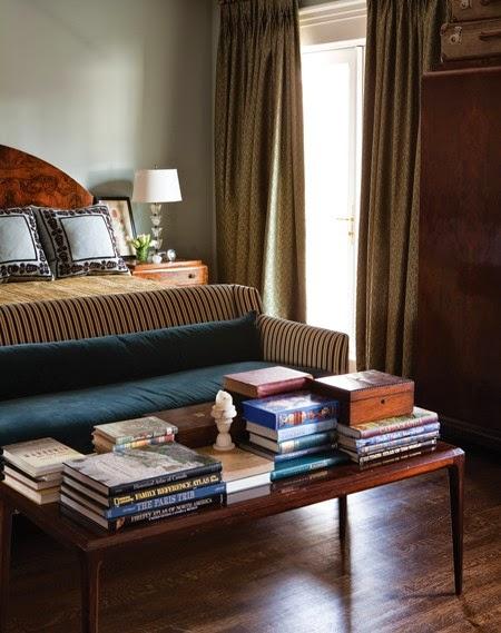 bedroom design using modern settee