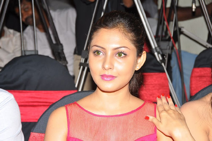 madhu shalini at vadu veedu movie audio release launch