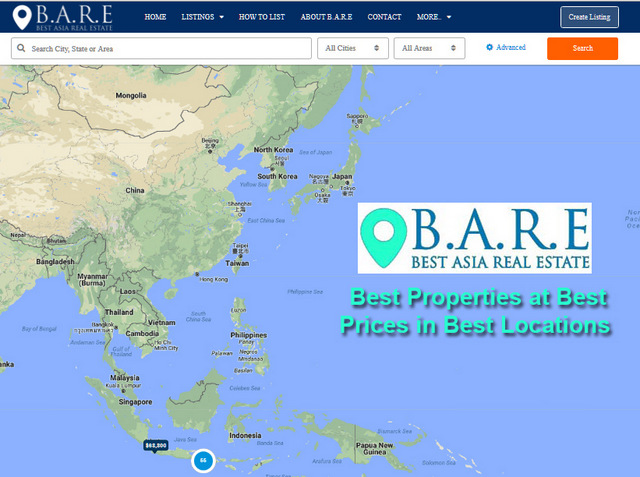 Best Asia Real Estate