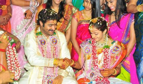 Ntr Wife Lakshmi Pranathi Biography Ntr And Lakshmi Pranathi