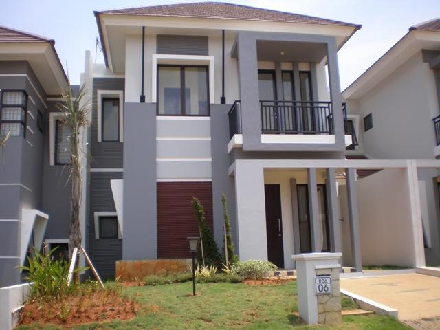 gambar rumah minimalis modern 2 lantai gambar rumah