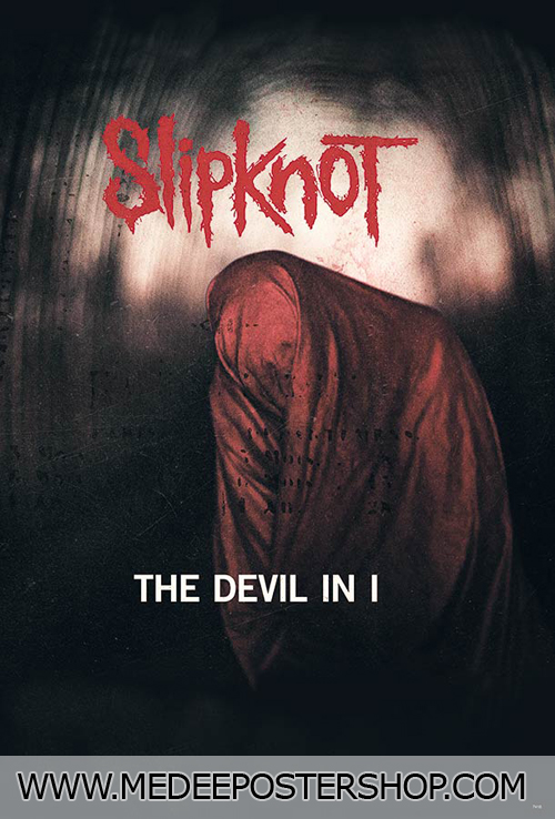 Slipknot Poster - 7418