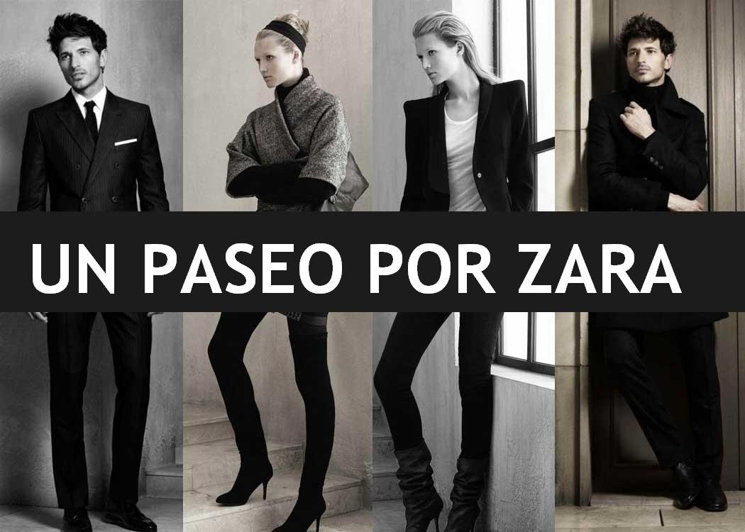 Un paseo por Zara