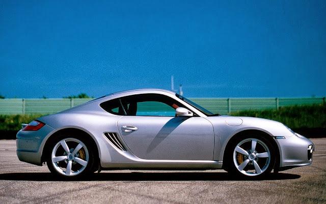 Porsche Cayman Prices