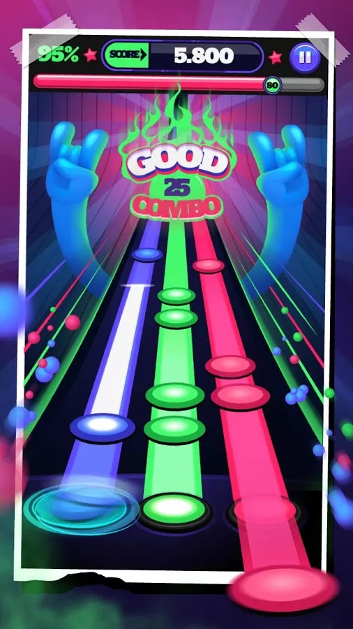 Android Apps Apk: Download Rock Guitar Hero 1.0.5 Apk For