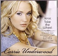 Carrie Underwood Jesus Take the Wheel Album