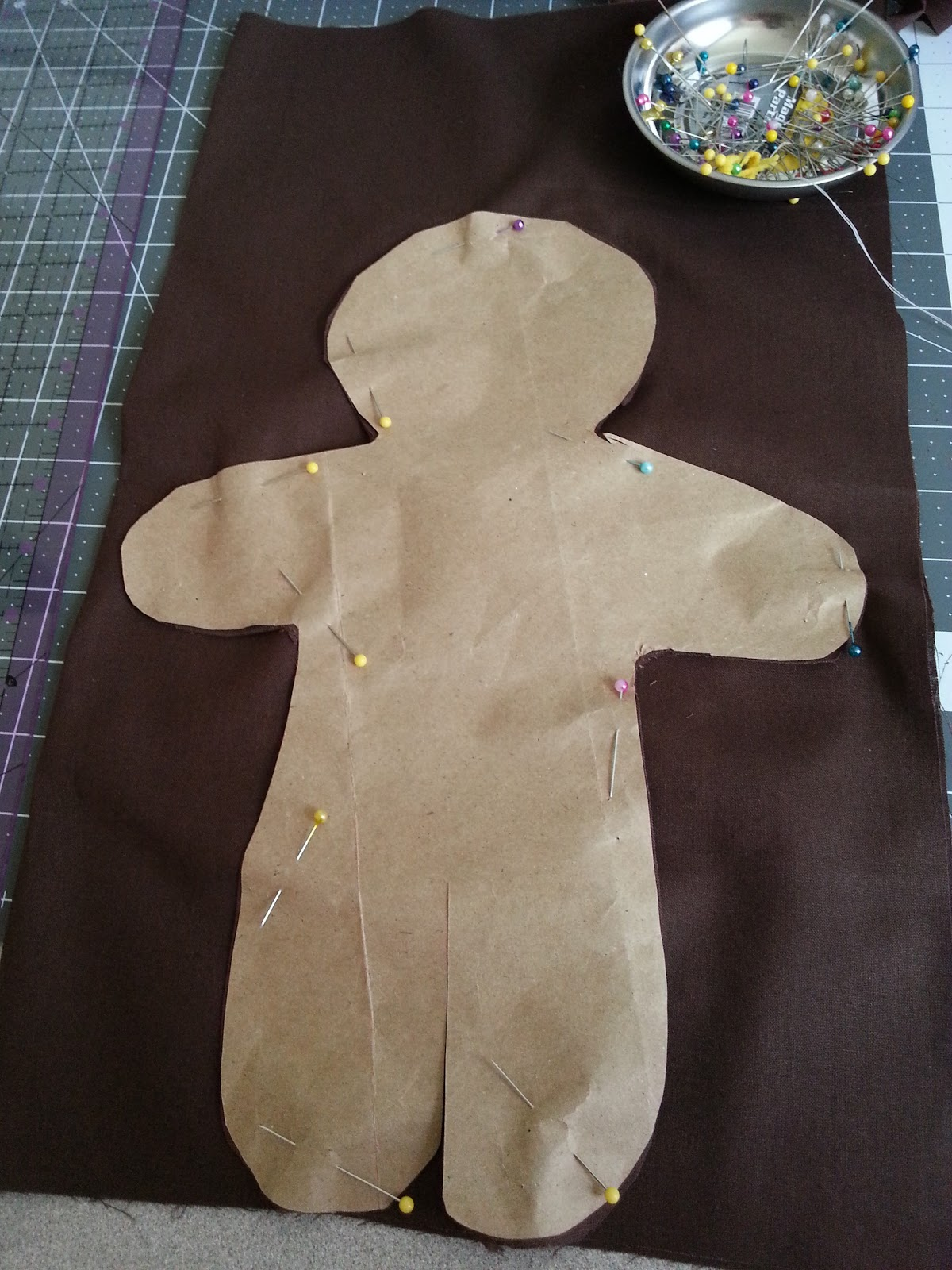 Cloth Dolls for Children\'s Hospital | So Much To Make